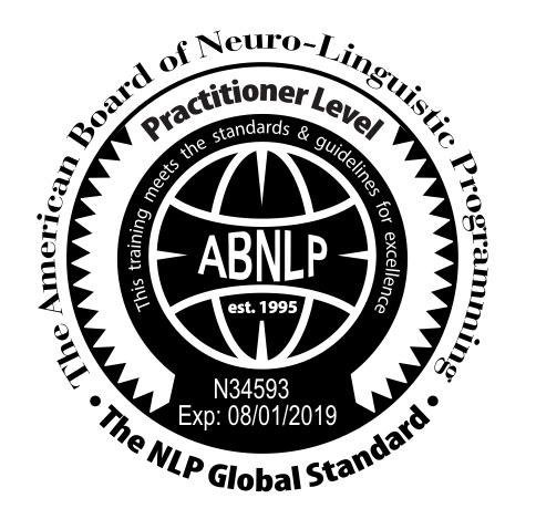 ABNL Practitioner Level NLP Edinburgh Logo