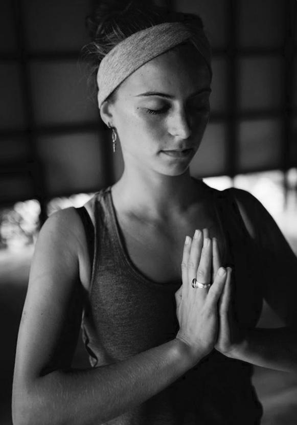 Hanna Leask Meditation Edinburgh Profile