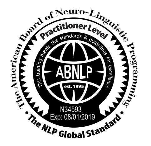 ABNLP Pracitioner Level NLP Logo for Hanna Leask