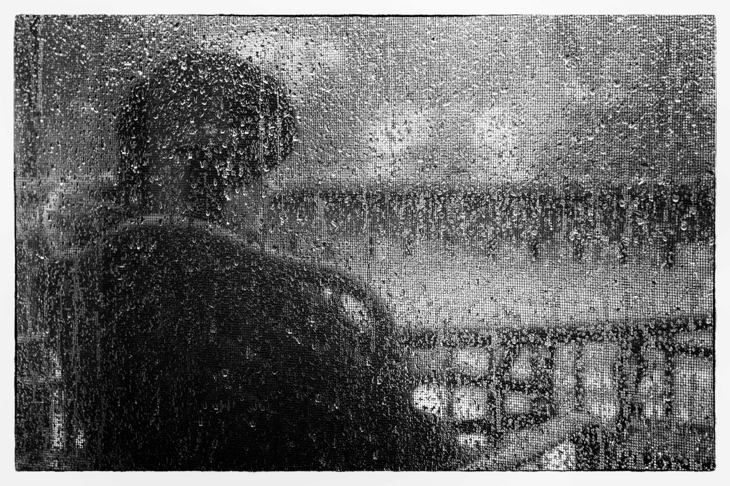 What is it (about the rain)? - Nikon D7100, 1/30 @ f/5.6, ISO 1600, 46mm. See the poem of the same title in the Poetry Section.