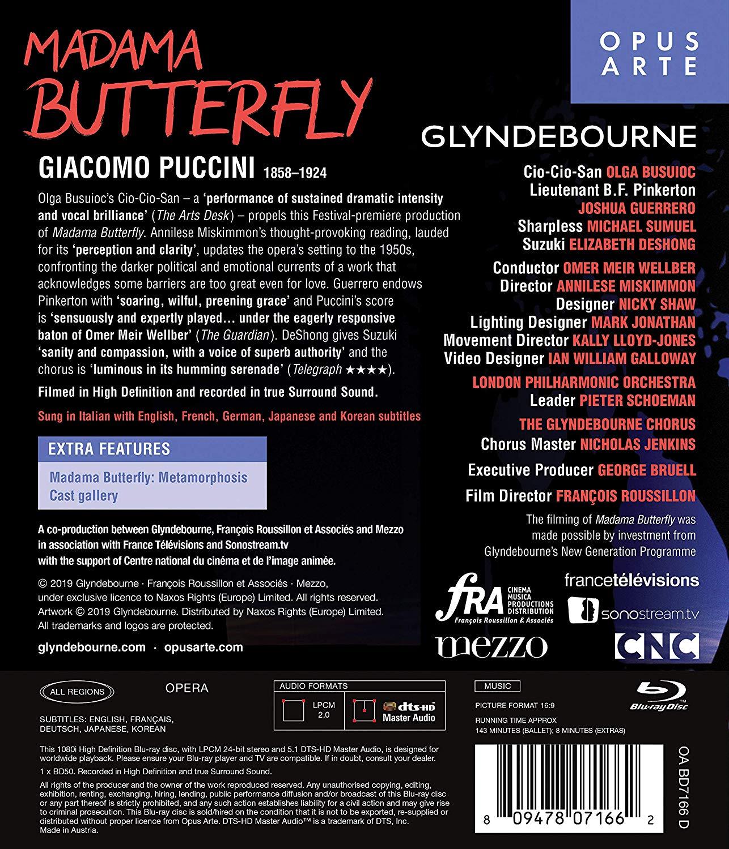 Madama Butterfly — HDVDARTS