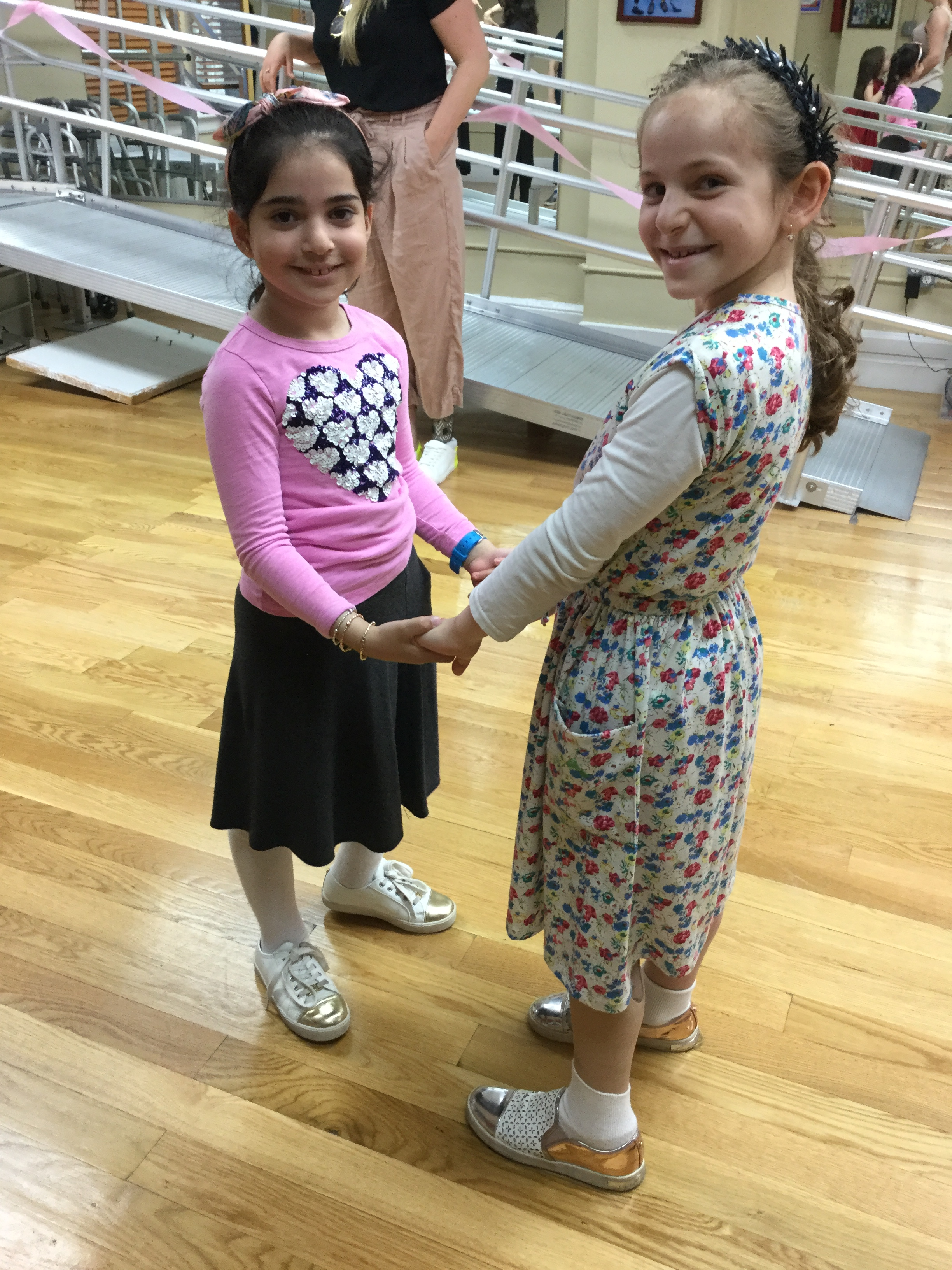 Dance Class at Prosthetics In Motion -