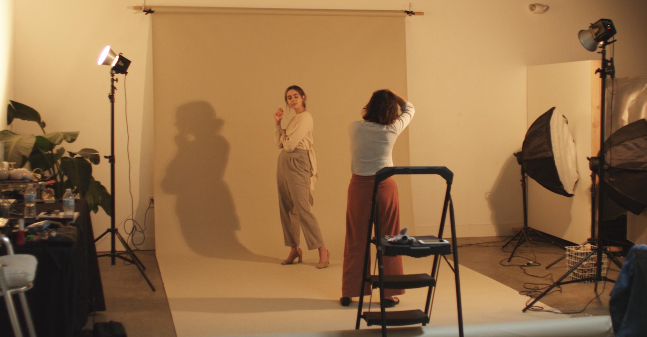 EMLEE DESIGN - IN STUDIO F/W 2018
