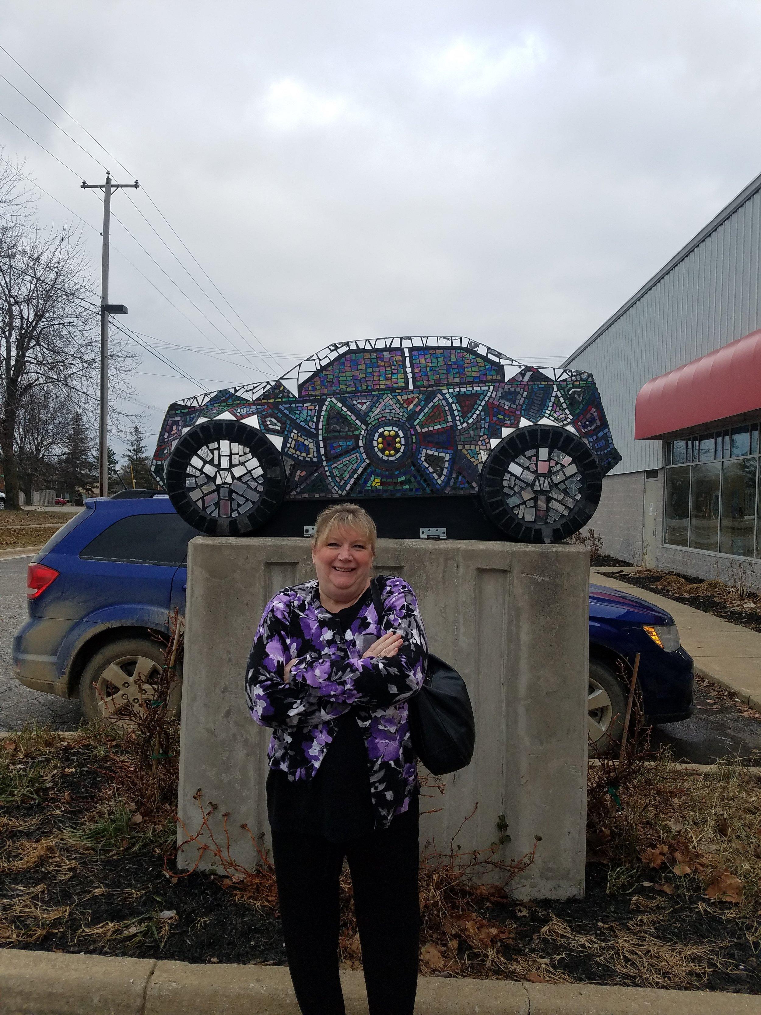 Cheryl and Car.jpg