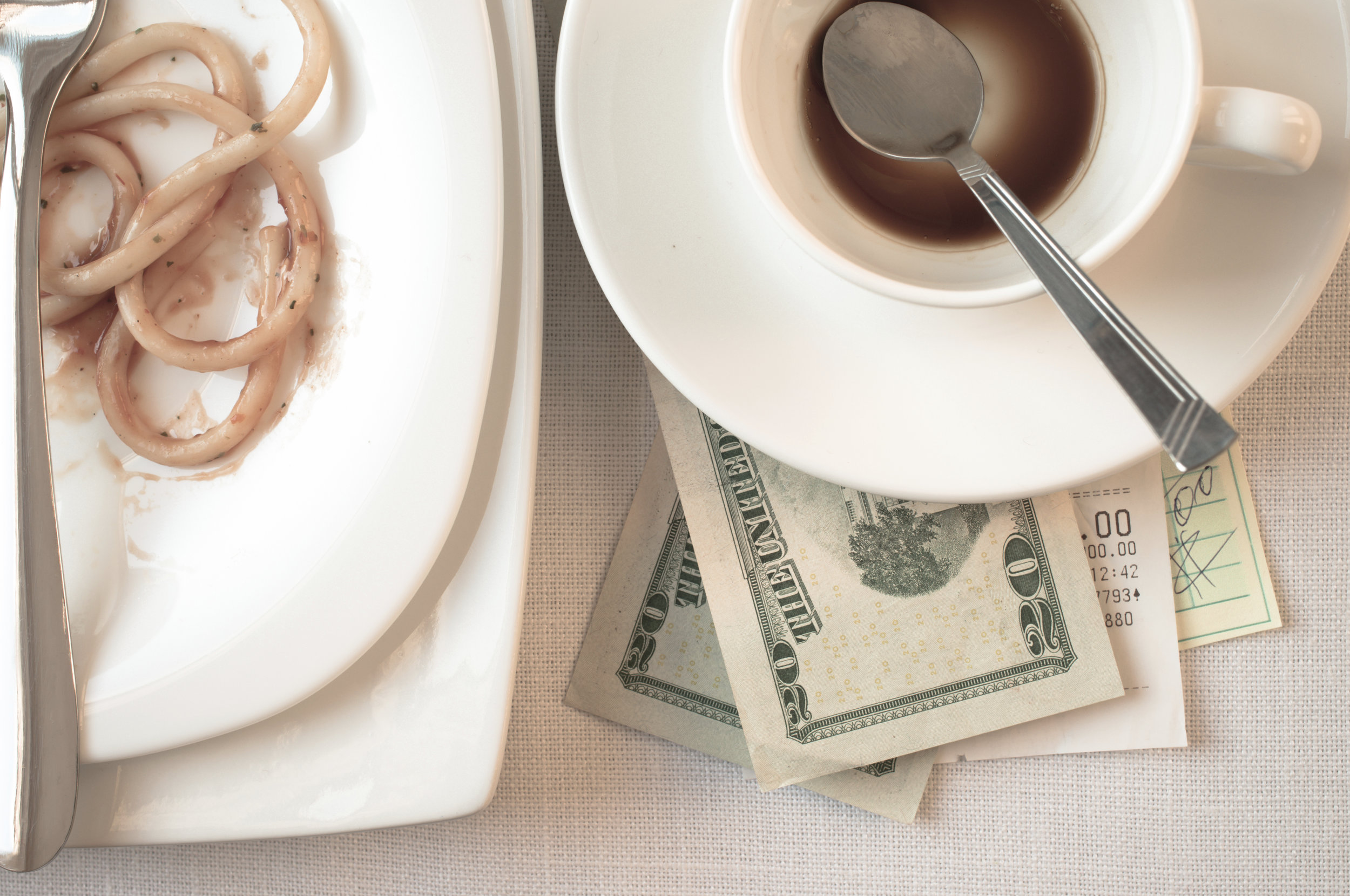 THE TIPPED WAGE IS GOOD FOR WAITSTAFF