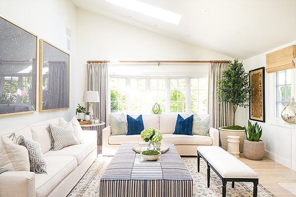 Design by  Kathryn Miller Interiors  | Photography by  Ryan Garvin