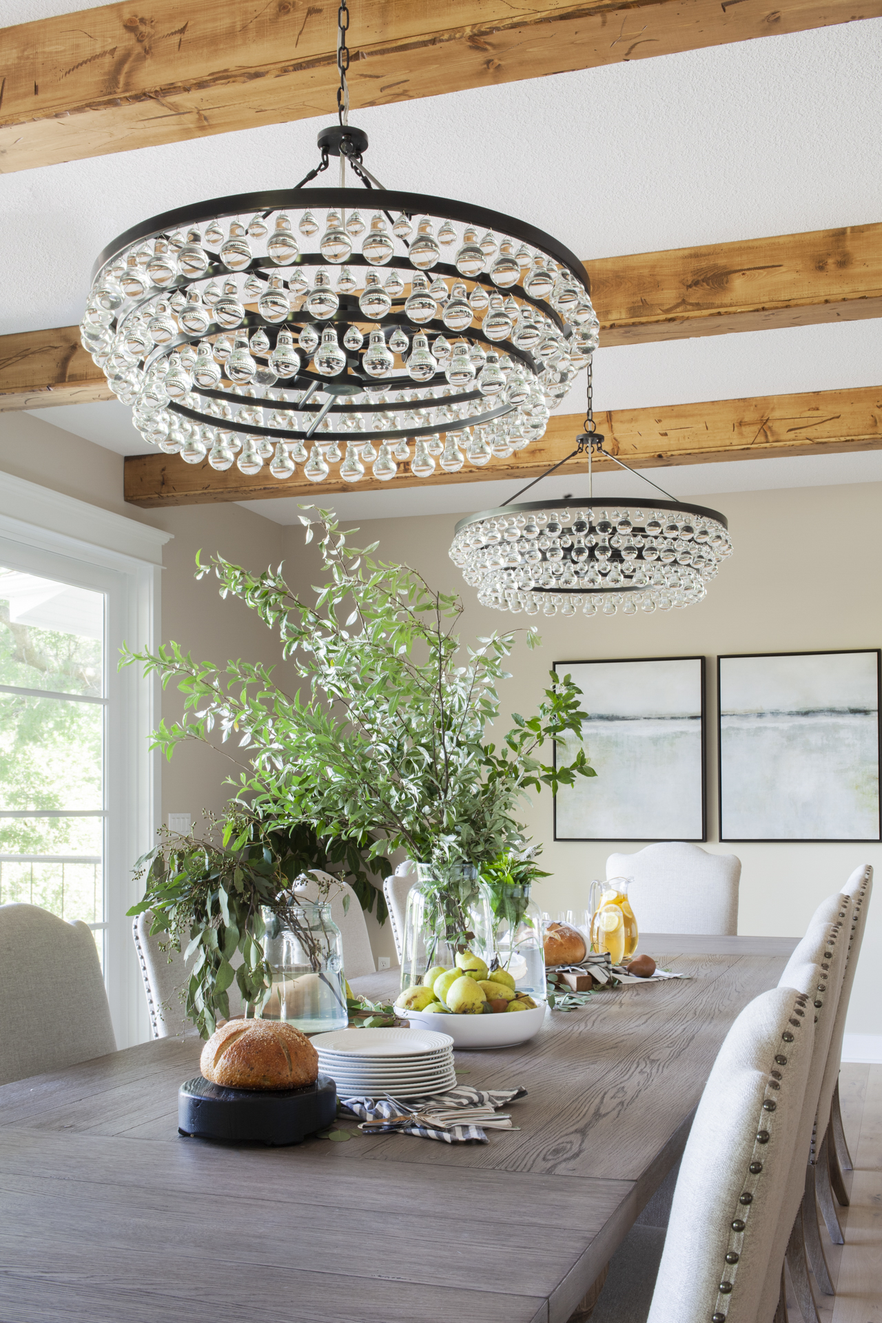 before-and-after-home-reveal-scout-and-nimble-lake-view-luxe-country-interior-design-dining-room-abstract-art-glass-chandelier-long-table-48.jpg