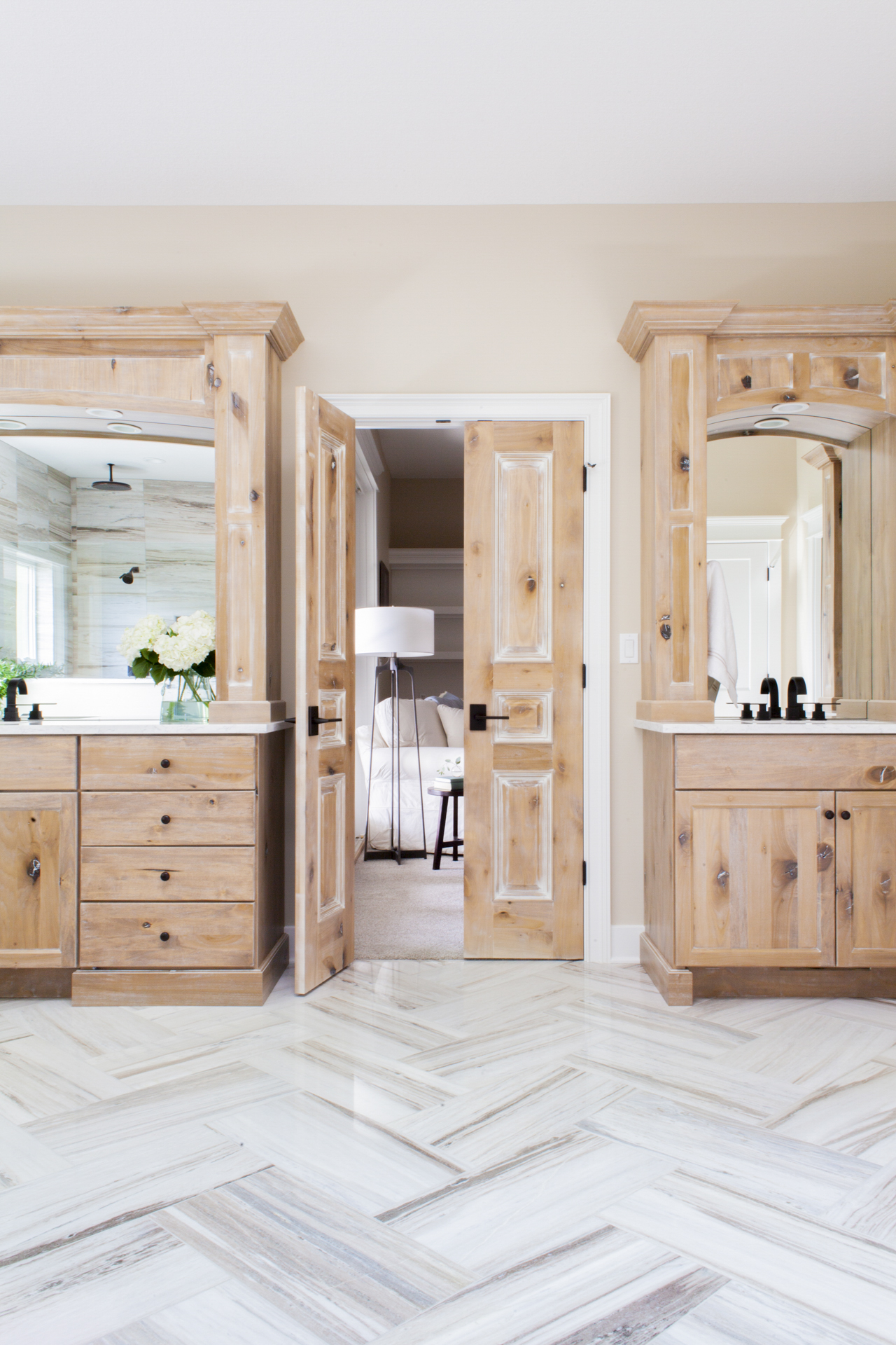 before-and-after-home-reveal-scout-and-nimble-lake-view-luxe-country-interior-design-luxury-bathroom-poplar-wood-doors-palo-sandro-marble-floor-herringbone-zero-entry-shower-basketweave-tile-18.jpg