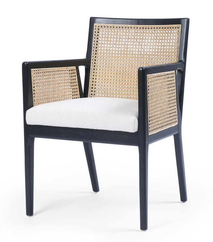 Copy of Antonia Cane Dining Arm Chair | Scout & Nimble