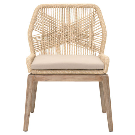 Loom Dining Chair (KD) (Set of 2) | Scout & Nimble