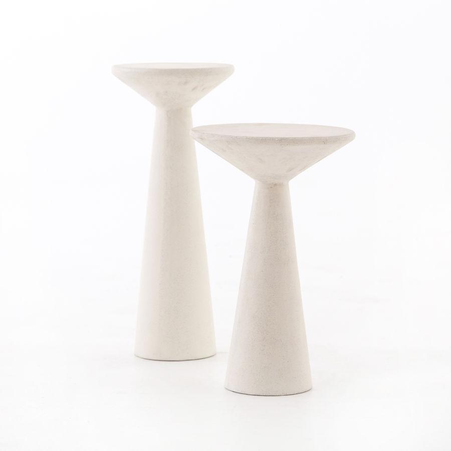 Ravine Concrete Accent Tables