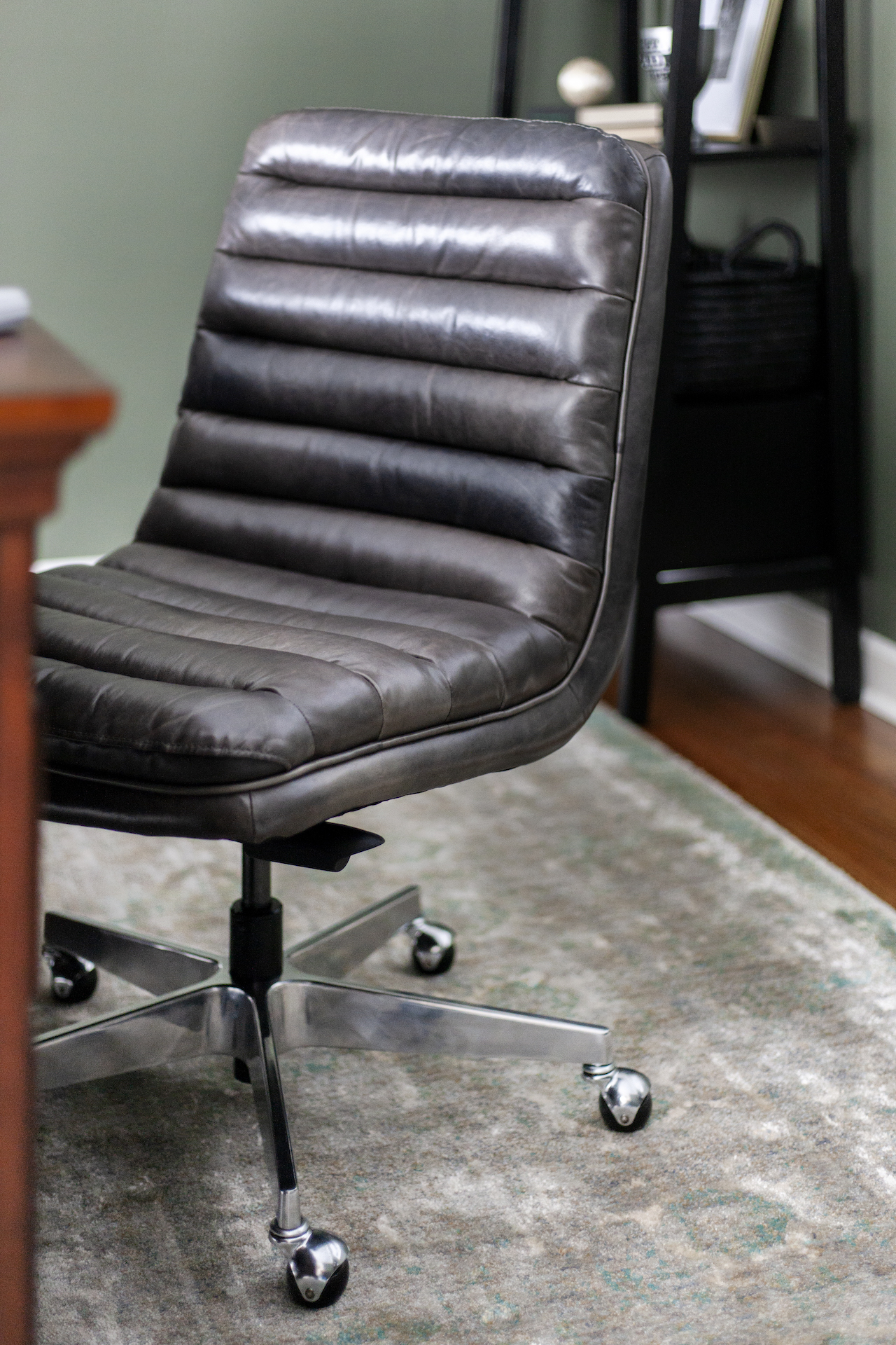 SHOP THE LOOK        Wyatt Home Office Chair
