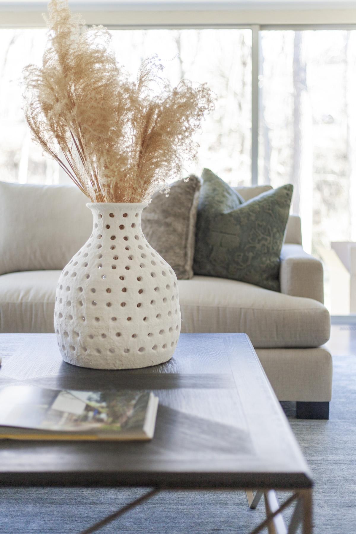 SHOP THE LOOK:   Porous Vase