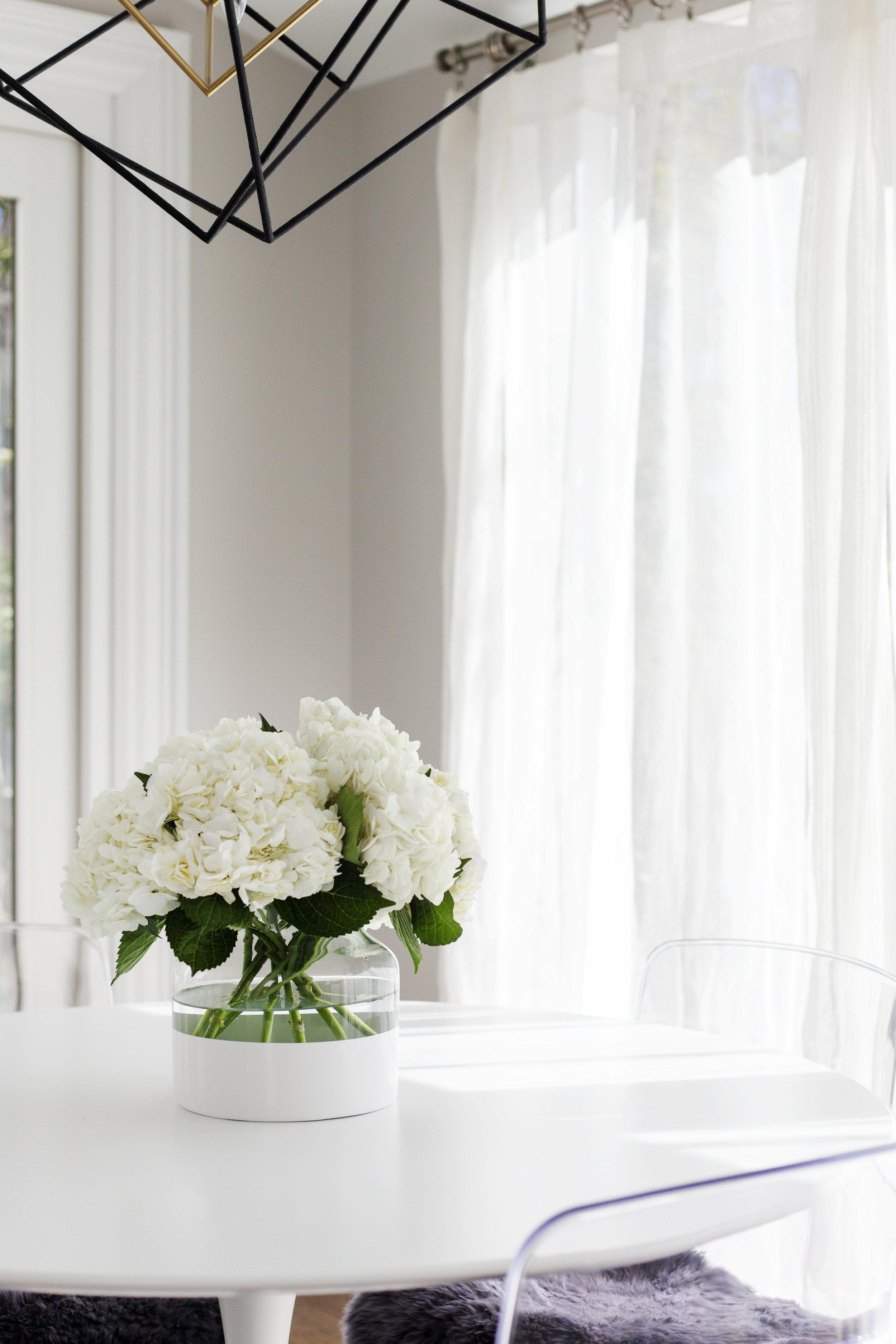 SHOP THE LOOK:   Color Block Vase