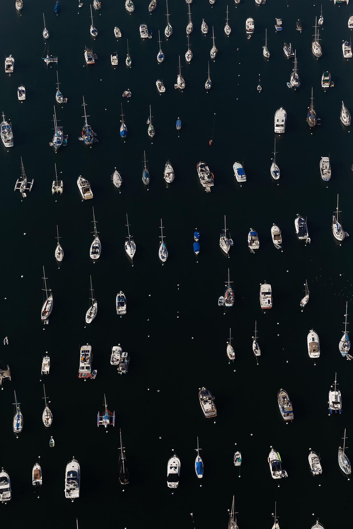 Boat Floats by Ryan Garvin