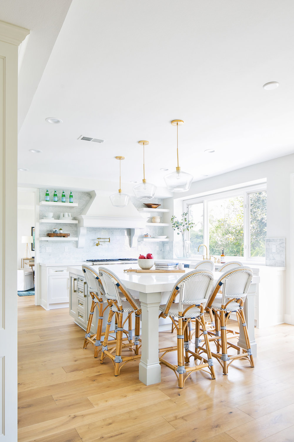 Design by  Rosewood Interiors  | Photography by  Ryan Garvin