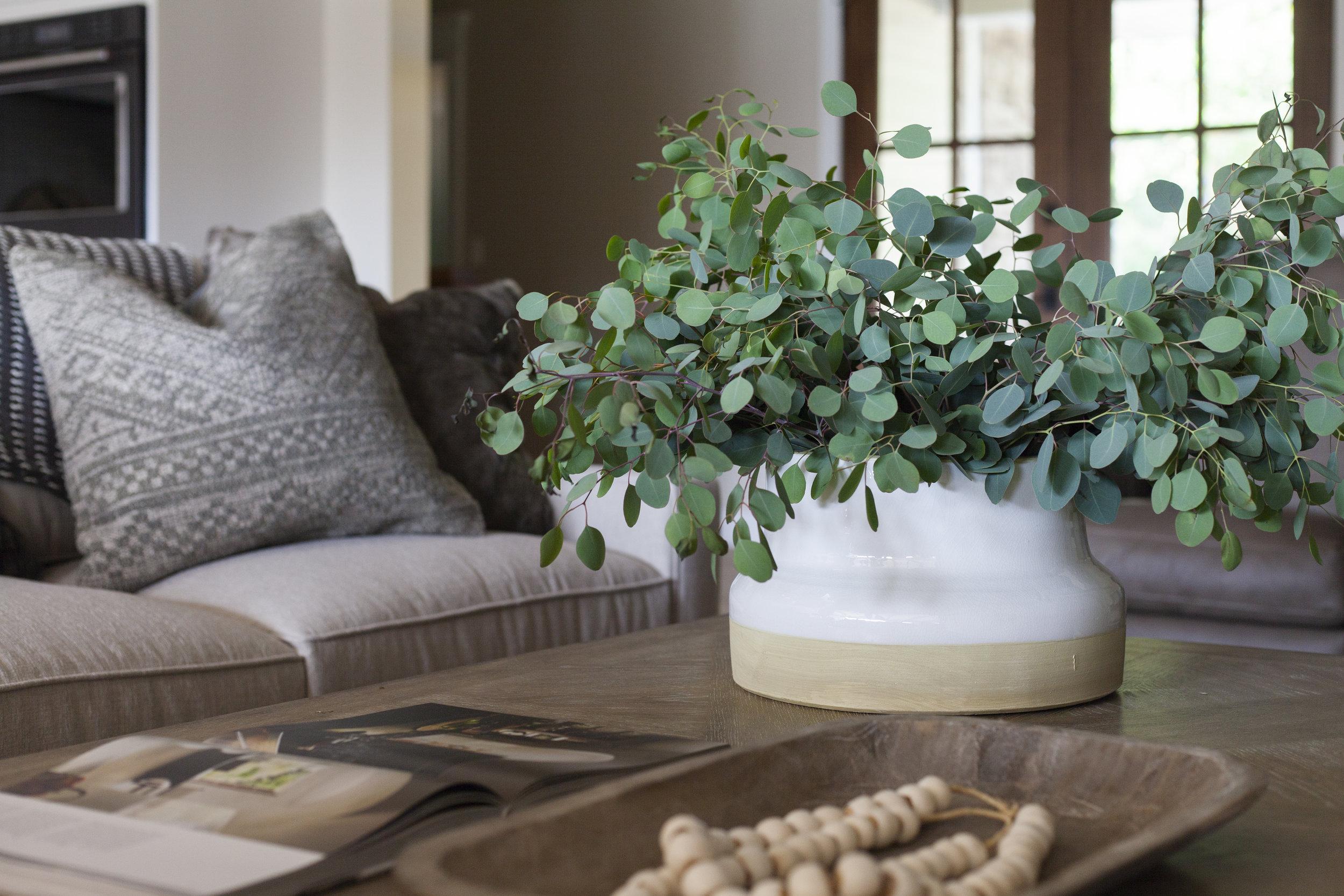 Sundial Ceramic Vase