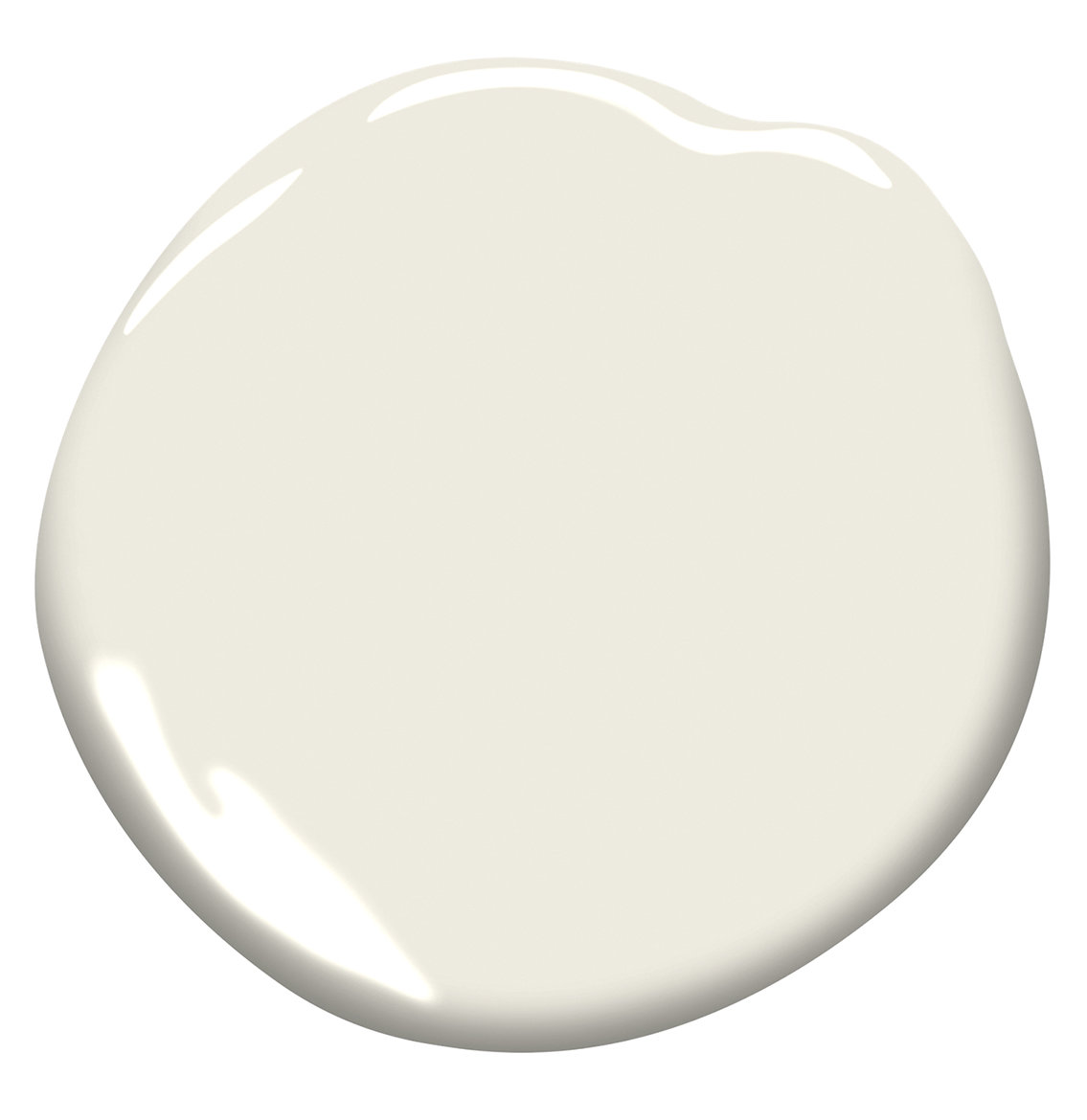 "White Dove by Benjamin Moore  | ""Unerring style defines this classic, softly shaded white. Light and luminous, it is a favorite choice for moldings and trim."""
