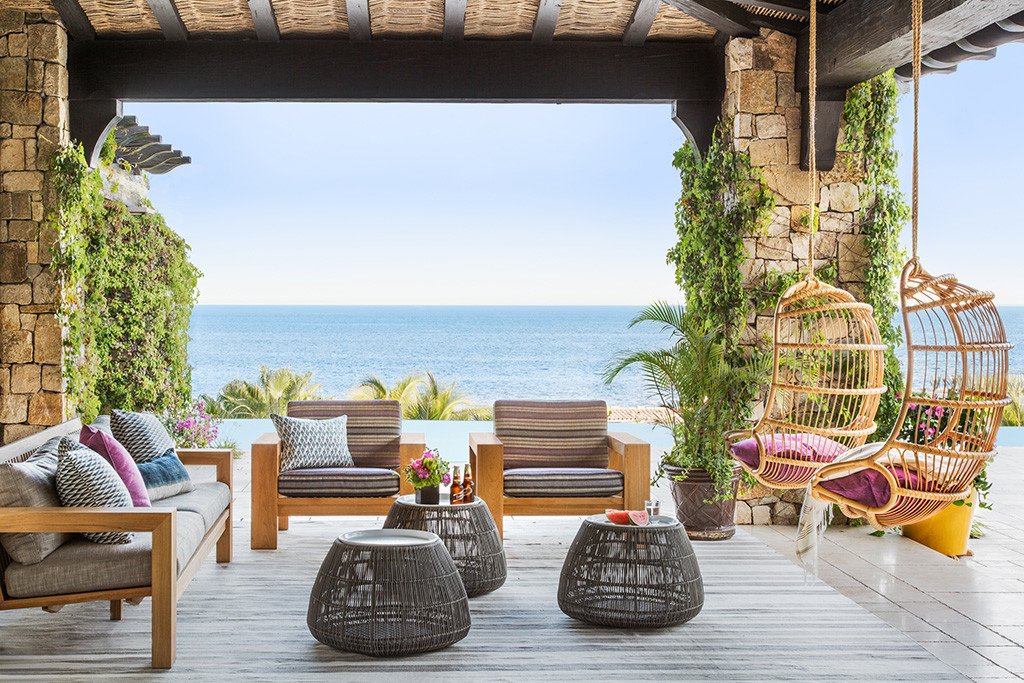 Design by  Jute Home    Photography by  Lisa Romerein