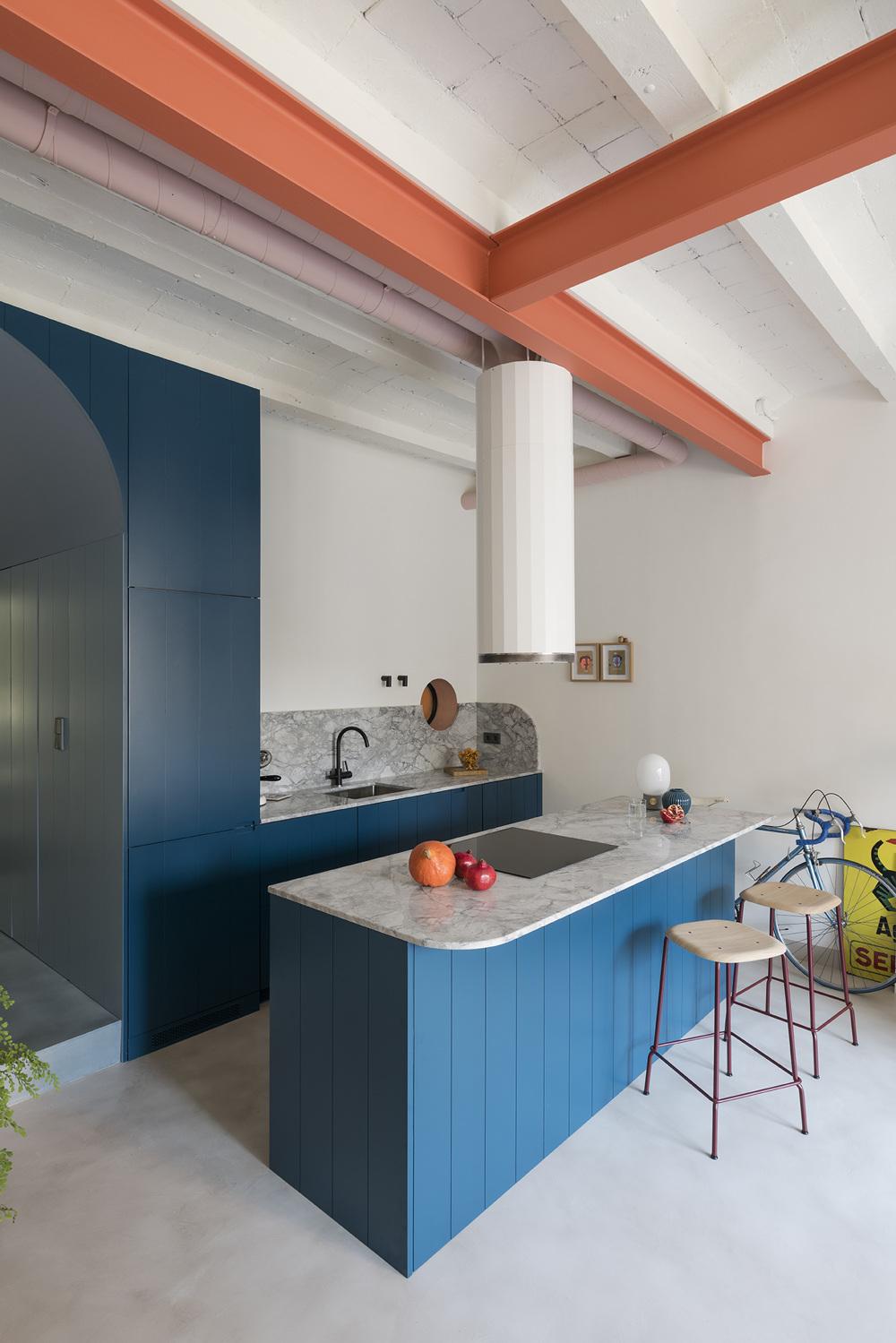 Design by  Colombo & Serboli Architecture  &  Margherita Serboli Arquitectura  | Photography by  Roberto Ruiz