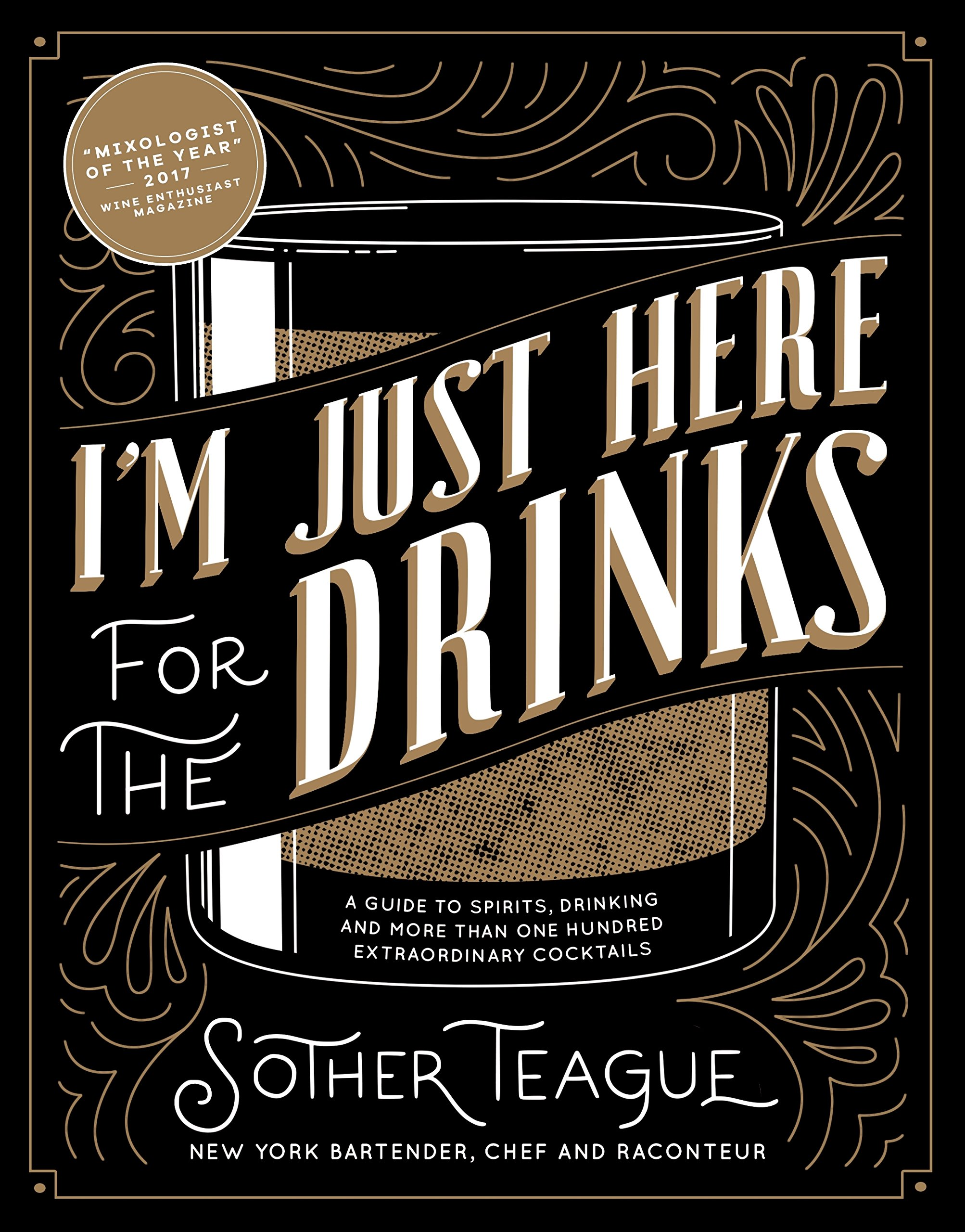 $22.49 • I'm Just Here for the Drinks By: Sother Teague