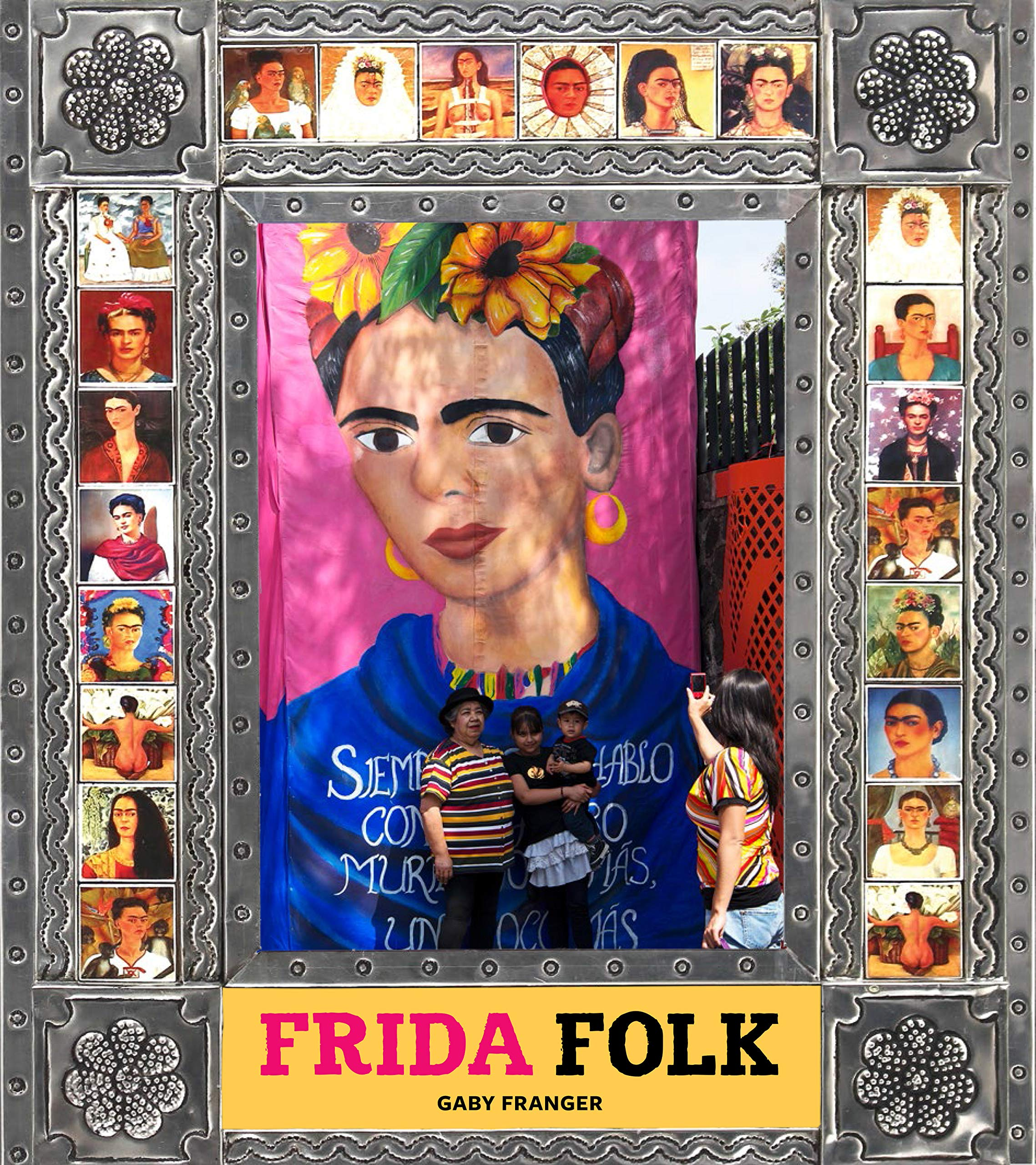 $31.57 • Frida Folk By: Gaby Franger
