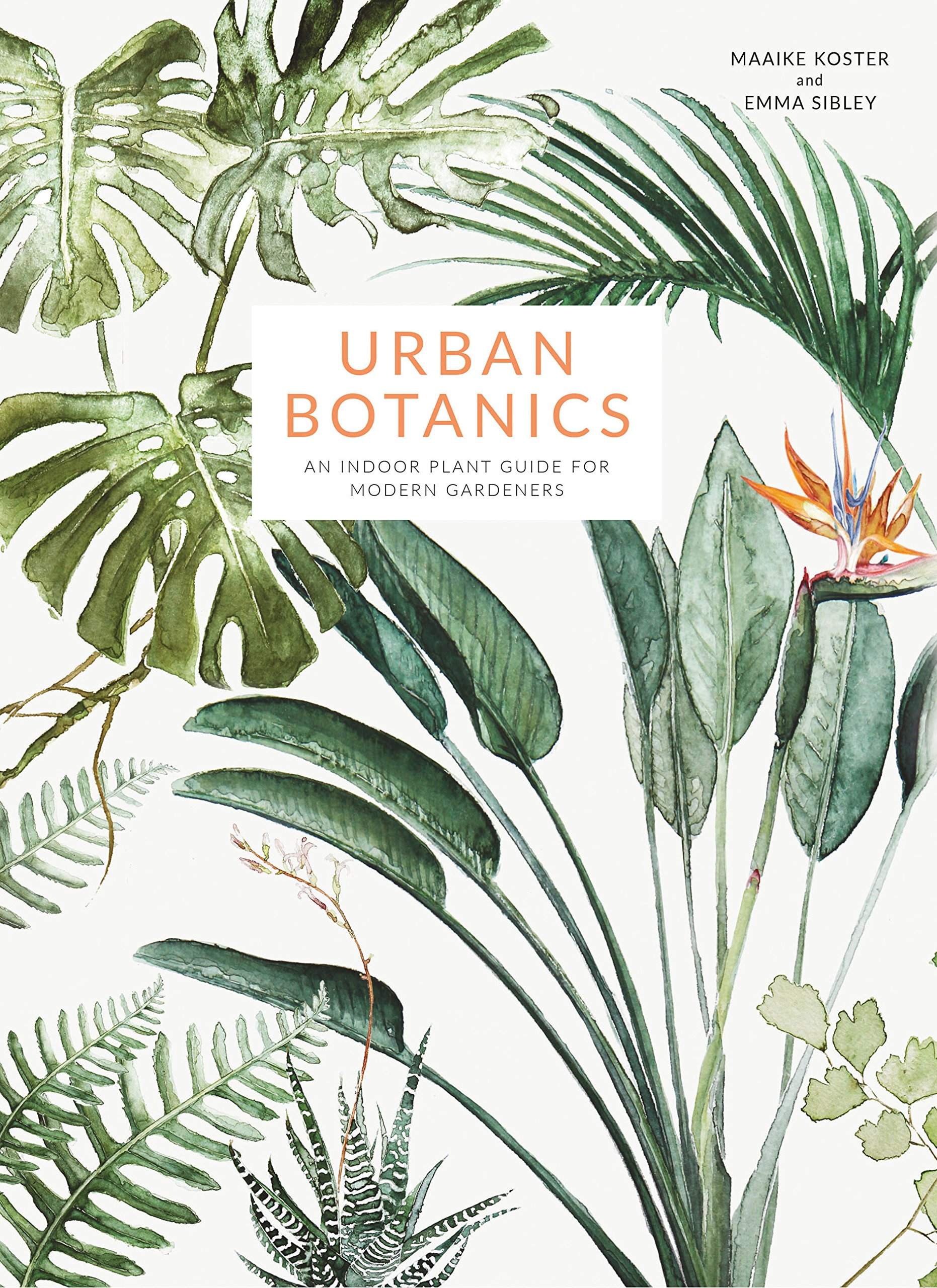 $9.51 • Urban Botanics By: Emma Sibley