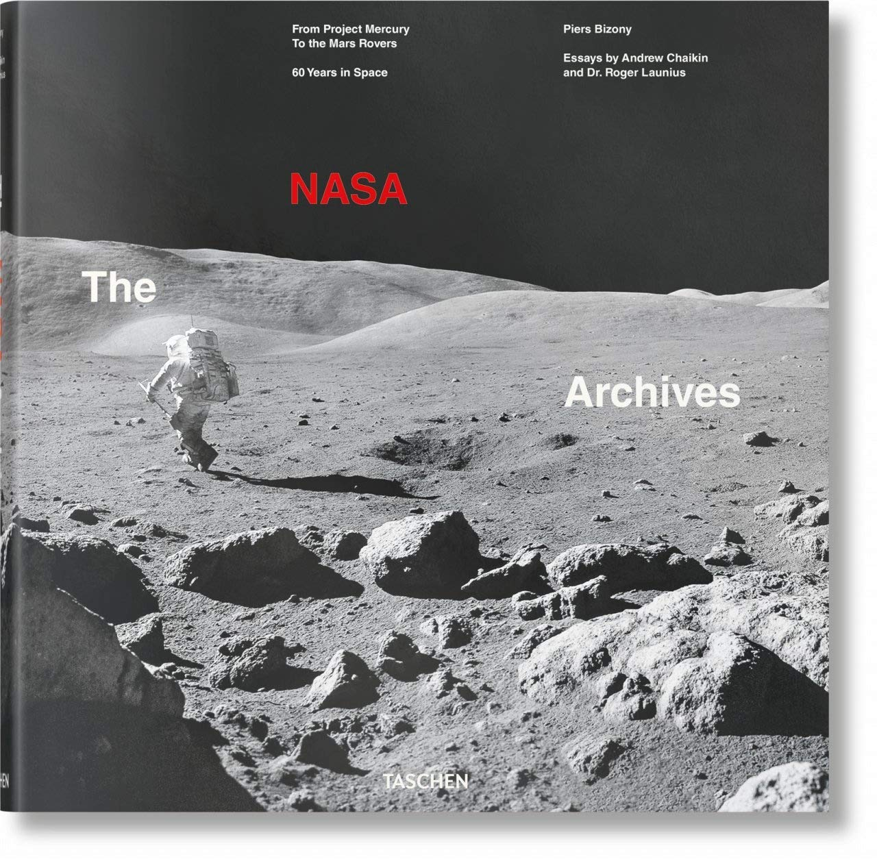 $90.61 • The NASA Archives By: Piers Bizony, Piers Bizony, Andrew Chaikin