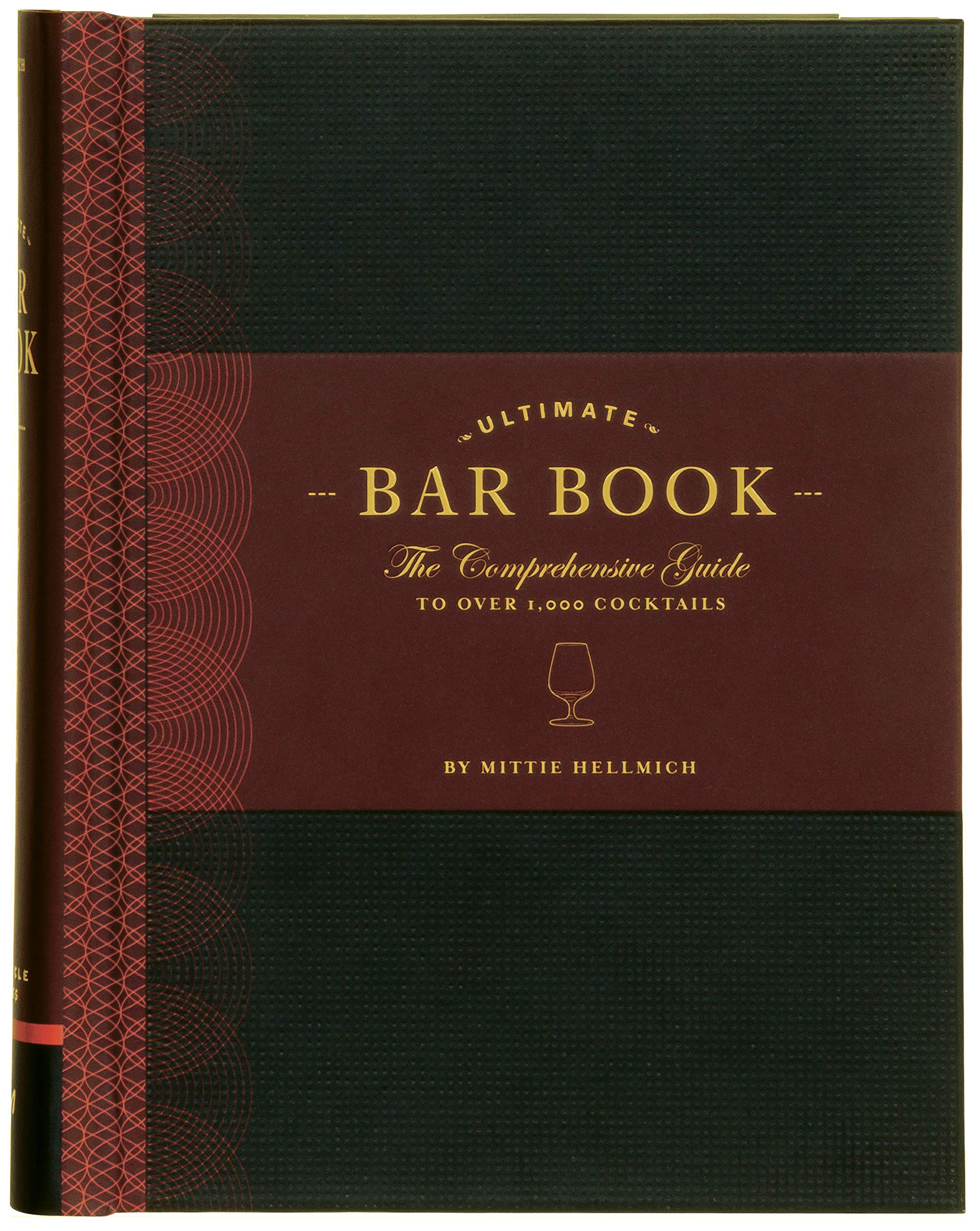 $8.92 • The Ultimate Bar Book By: Mittie Hellmich