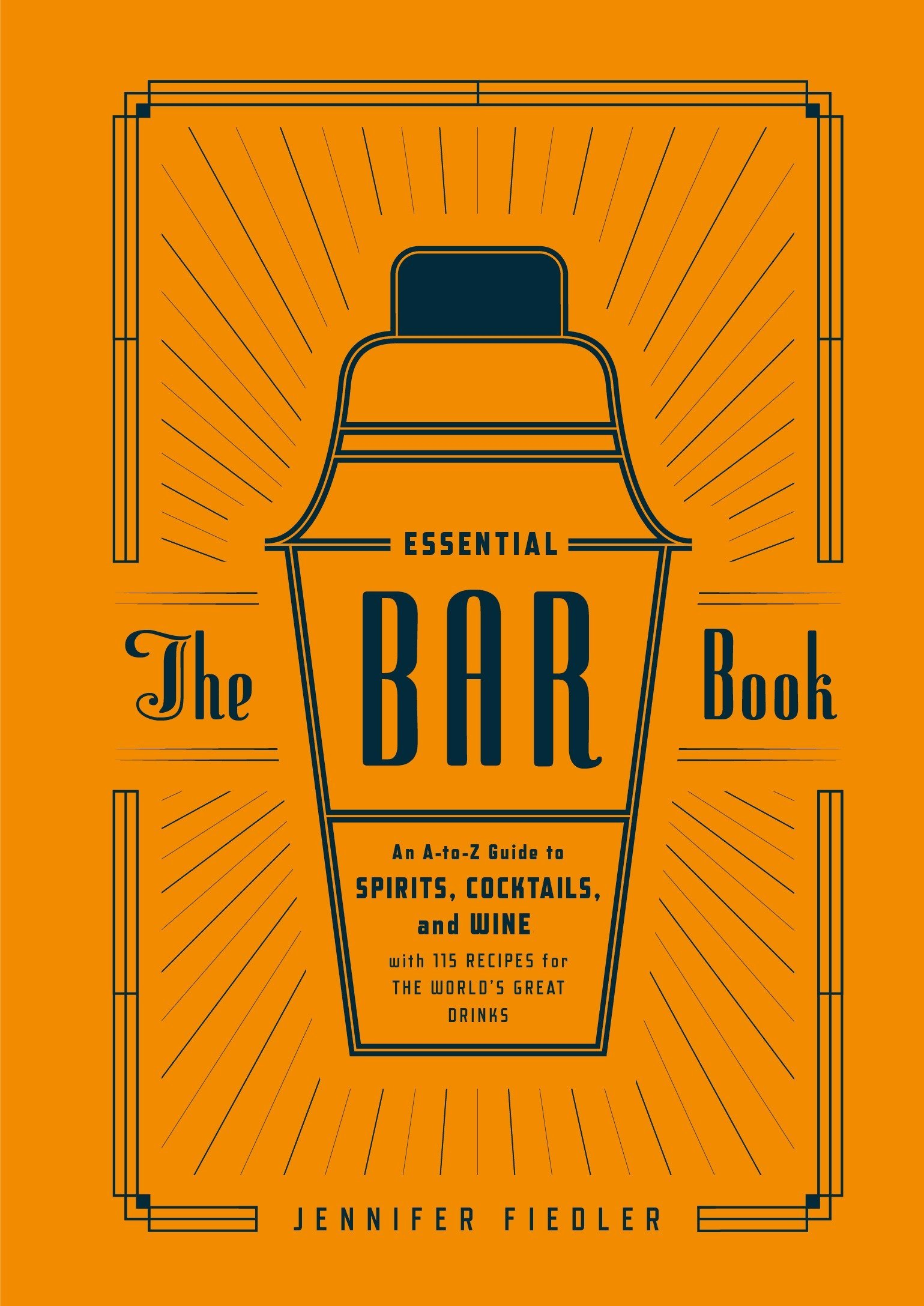 $13.99 • The Essential Bar Book By: The Essential Bar Book