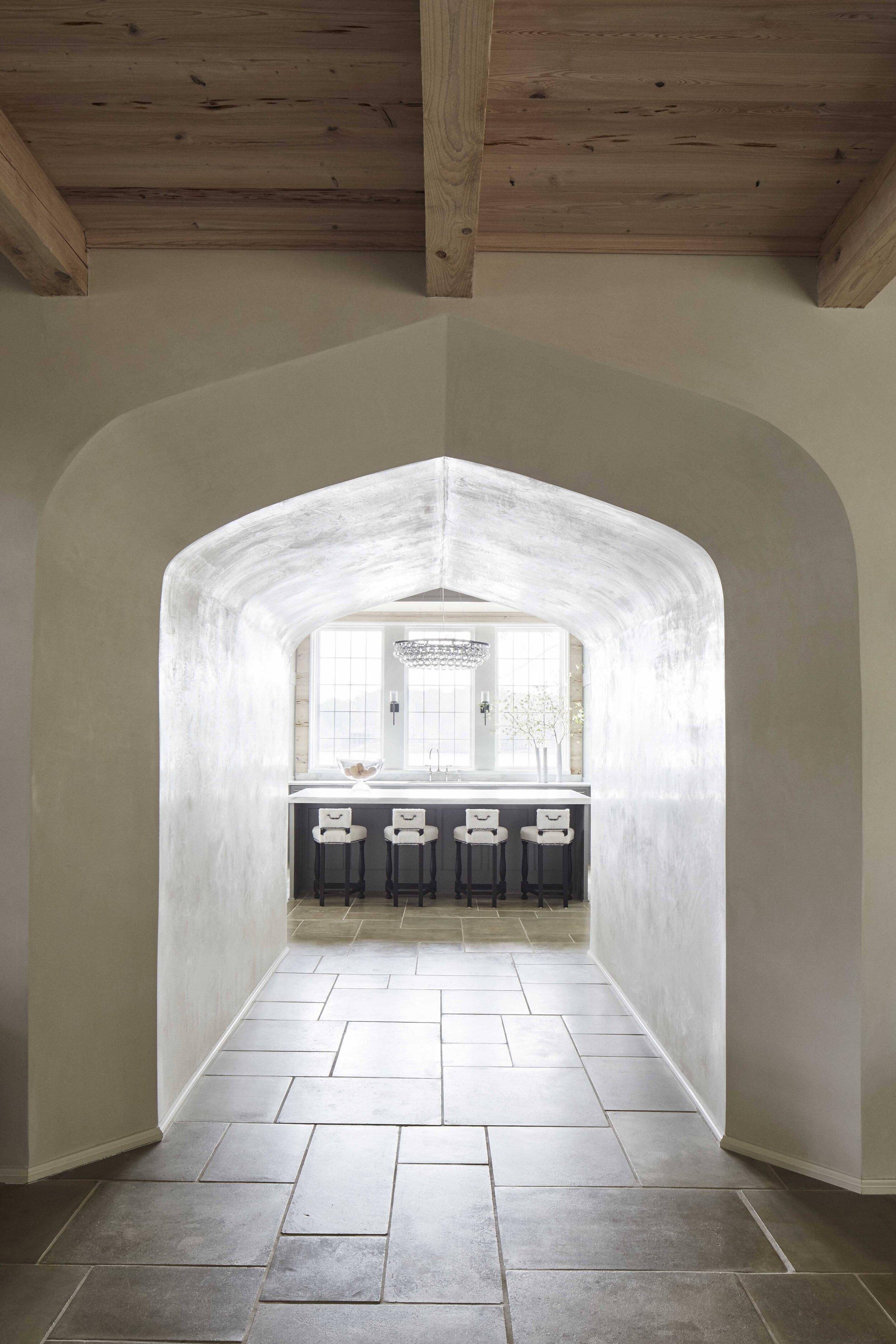 Design by Jeffery Dungan Architects, Lakeside Retreat Project