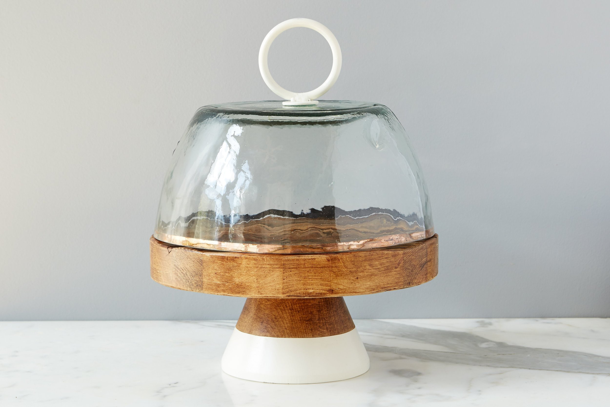 Bianca Glass Dome