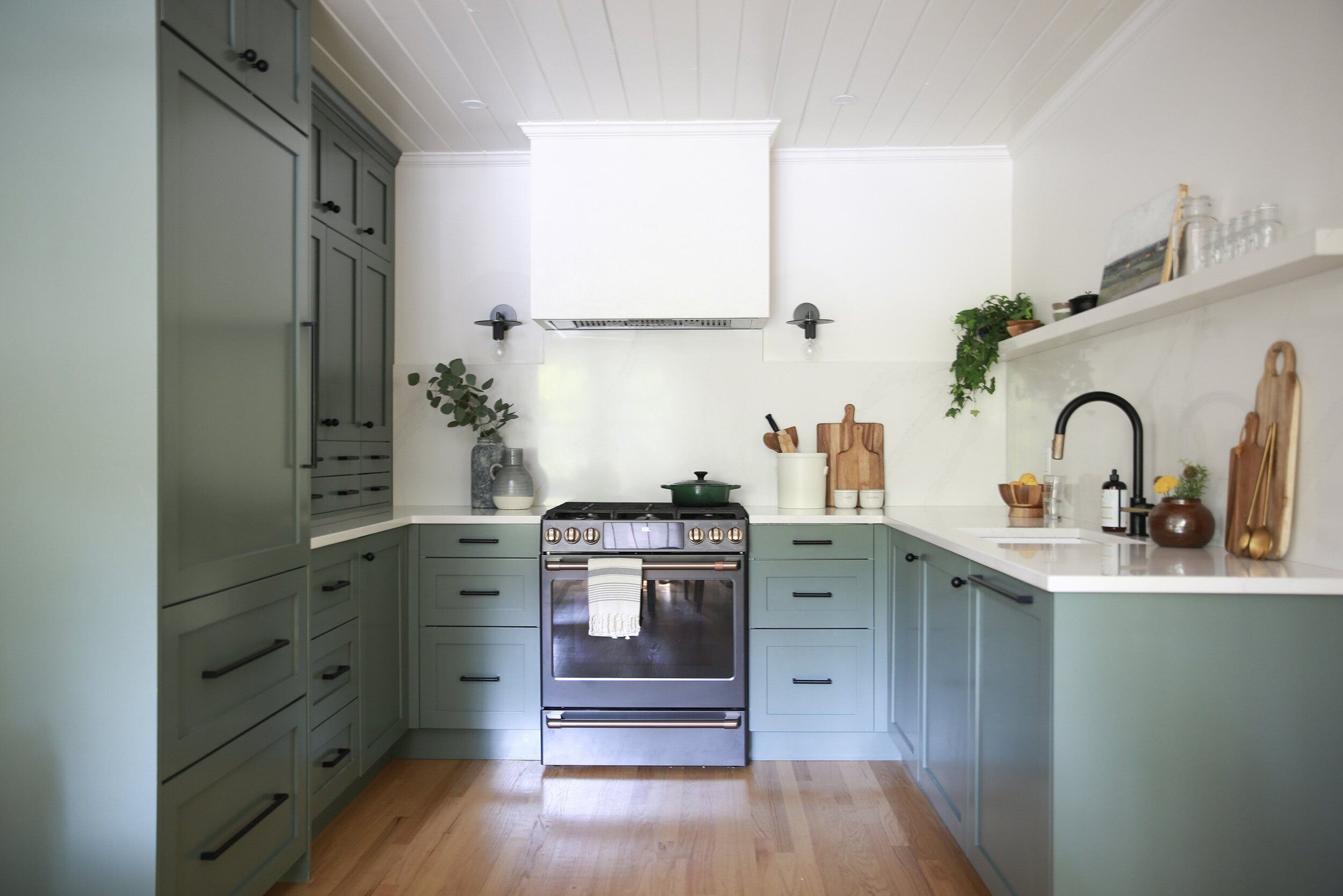 The Best Of Green Paint Colors Scout Nimble