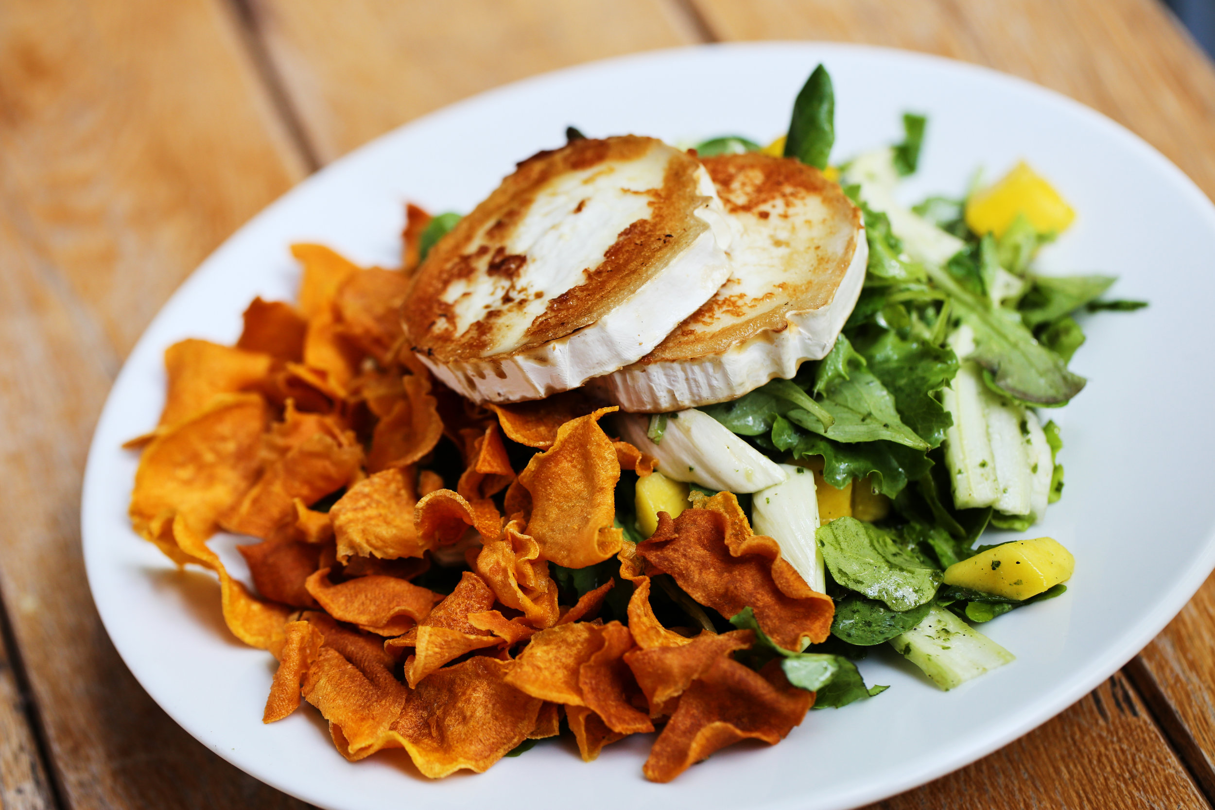 Grilled goat cheese salad.jpg