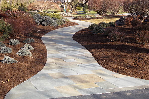 Flagstone Walkways -