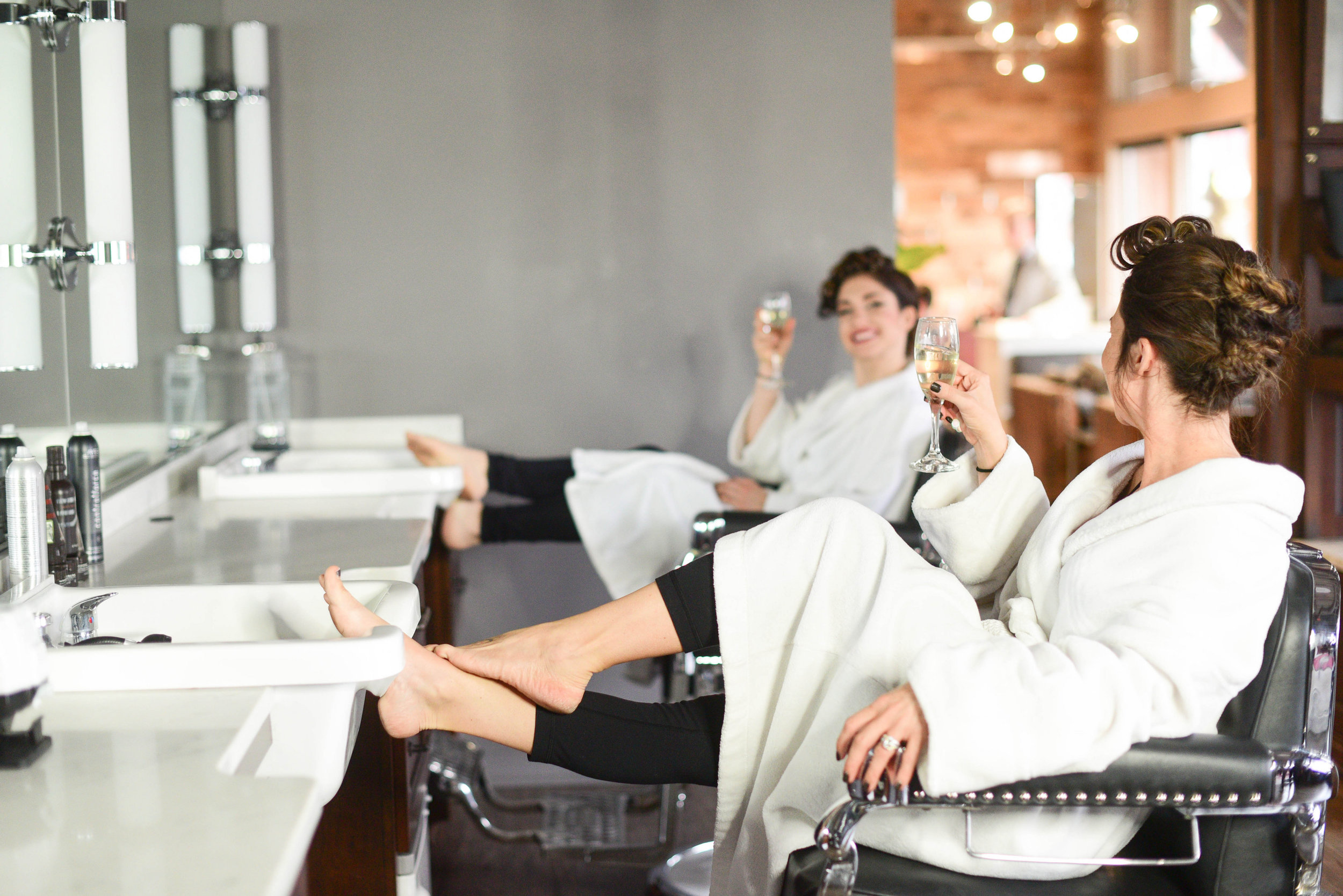 Nail Services - Express Pedicure $33+Classic Pedicure $44+Spa Pedicure $55+Gel Pedicure $59+
