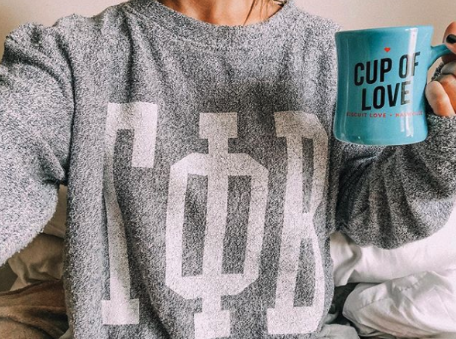 5. Boxercraft Cozy Crew - Cozy—it's in the name! This terry loop crewneck is oversized and will quickly become a favorite.