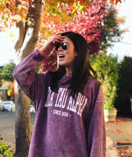 Pretty in Purple - This versatile shade works well with almost any other color.Pair with denim for a classic look, or style with prints like camo or leopard to shake things up!