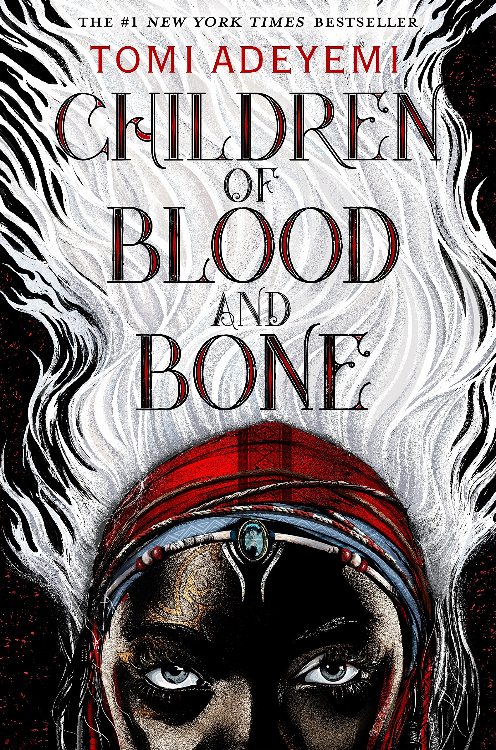 Children of Blood and Bone by Tomi Adeyemi - Black Panther vibes rule hard here and I'm not complaining. I loved this story about a young girl fighting a monarchy to bring magic back to her people and I'm very obsessed with the author. She was just 24 when this book came out to huge success - she has a deal for three books in this series (the second one is coming out in December) and a movie for CBB is already in pre-production.