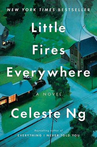 Little Fires Everywhere by Celeste Ng - I read this book two years ago and y'all I am STILL not over it. Multiple storylines weave together, including a mother-daughter duo who move into an upscale suburb, a couple who adopt a baby that launches a custody battle that shakes up the whole town, and teenagers coming of age beneath the watchful eye of their parents. This is one of the best books I have ever read and Keri Washington and Reese Witherspoon agree - they're co-producing and co-starring in a miniseries for Hulu. Production started in May!!!