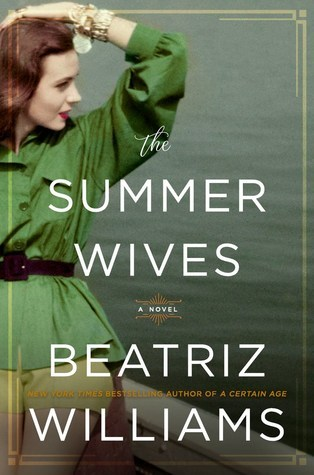 The Summer Wives by Beatriz Williams - I chose this book as one of my Book of the Month picks last summer - shameless plug for my referral link here - sign up and we each receive a free book! This is about a girl who moves to an elite island in New England when her mother marries a man with a summer house there. It switches back and forth between the 1950s and 20 years later when she returns to the island and is full of the glamour of high society, summer on the water, and mystery. The perfect summer read!