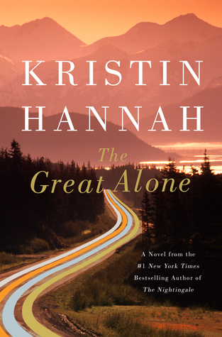 The Great Alone by Kristin Hannah - To be perfectly honest, I wasn't enthralled by the description of this book when it first came out. BUT I have read The Nightingale also by Kristin Hannah and was completely obsessed with the story and her writing, so because of that and the continued amazing reviews of this book, I'm ready to finally give her a go. It's about a family of three who moves to Alaska after the Vietnam war to live off the grid. Time to read this book about the cold in the summer heat!