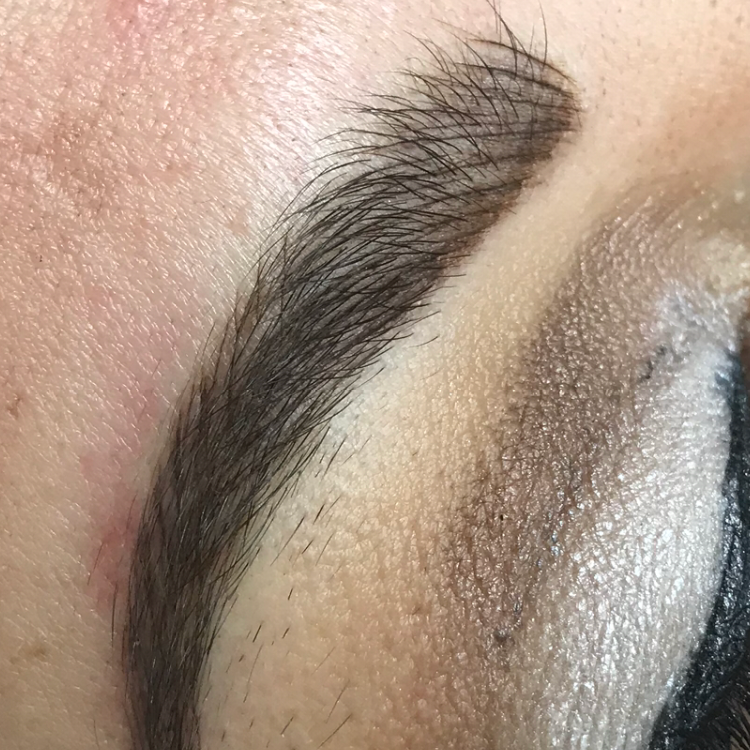Microbladed brows by Jazmin