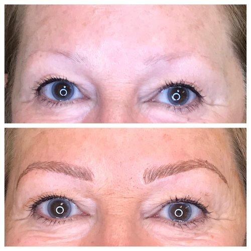 Powder Brows Lip Blush Eyeliner