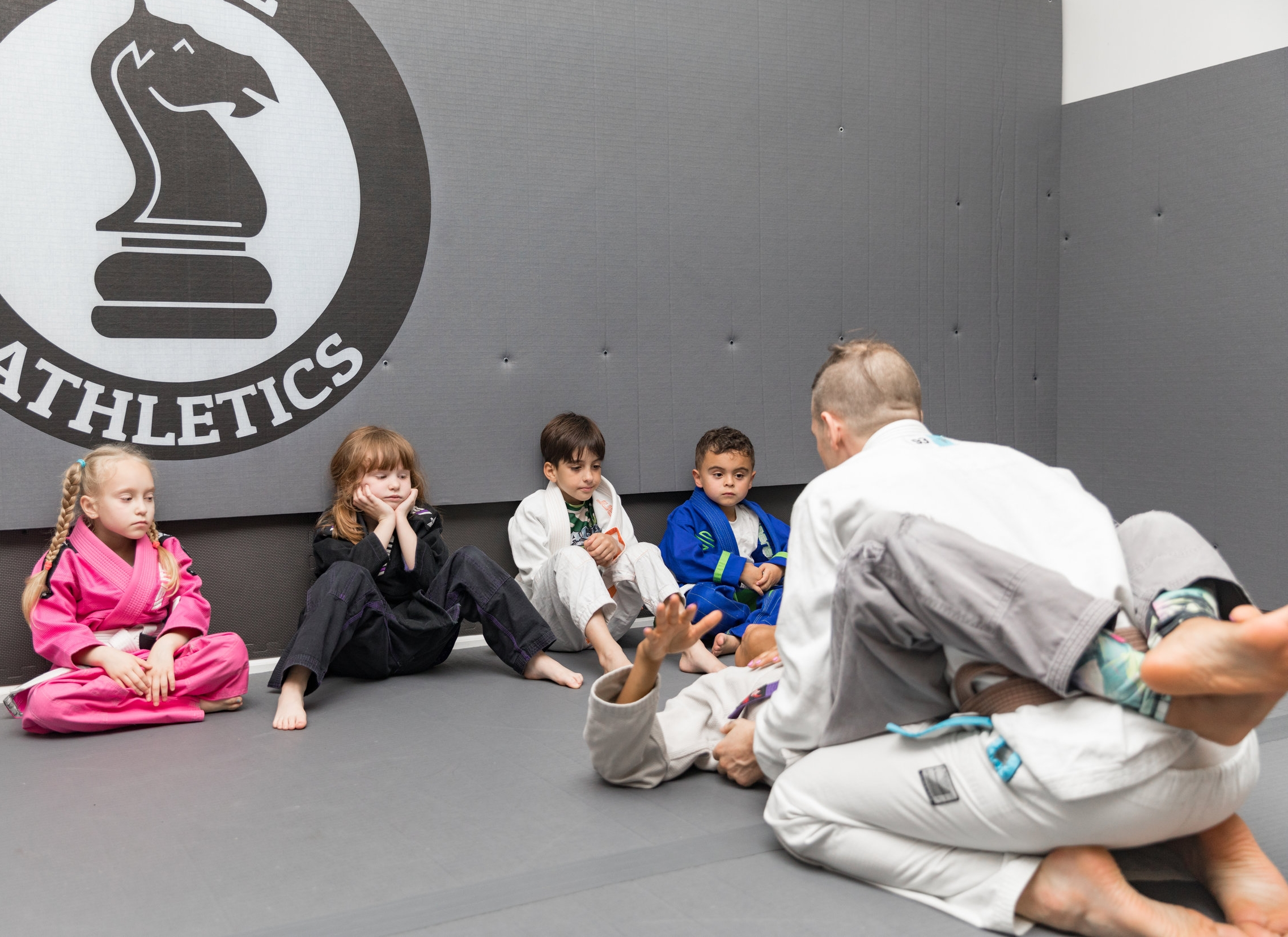 Youth Martial Arts - Our Young Prodigies Martial Arts program is an inclusive martial arts and social skills development program. Recognizing a need for a well rounded Martial Arts program for children that goes beyond the traditional anti-bullying message often advertised by Martial Arts academies, this program combines easily understood and reinforced skills that will help your child become a more focused, more attentive, and more conscientious member of your family.Our program provides a well-rounded, holistic experience for all participants. We have combined our respective areas of expertise with outside consultants in order to create a program that builds disciplined fighters, focused scholars, and more productive individuals. The Young Prodigies curriculum was developed with insight from Special Education teachers, YMCA Camp Counselors, and Program Directors, with the intention of launching a truly unique physical and mental education experience for your child.
