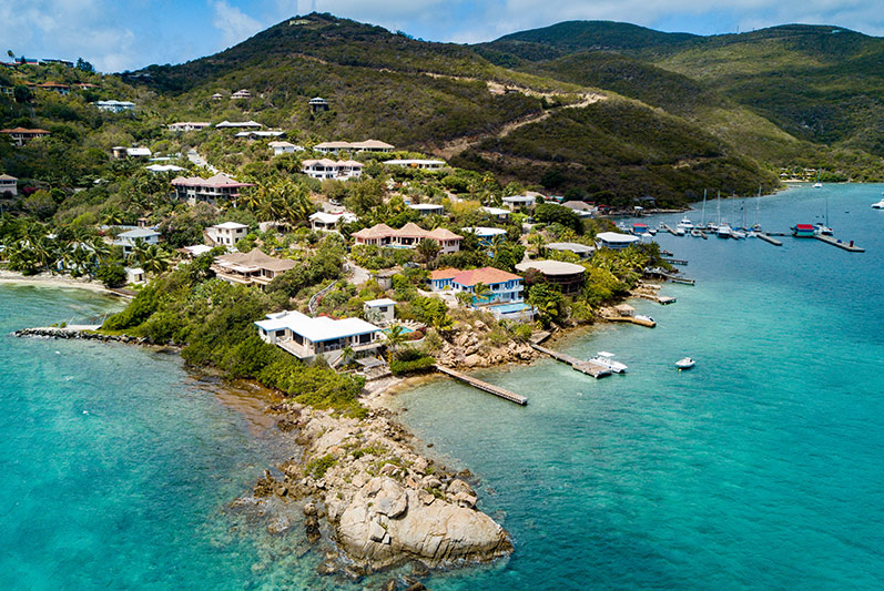 One Week Stay at Waterfront Villa in Virgin Gorda - One Week Stay at Waterfront Villa in Virgin GordaRelax in a four-bedroom, three-bathroom villa with private heated pool overlooking Clarke Rock on Leverick Bay. Located in the heart of the British Virgin Islands, this spectacular home sleeps nine guests.Estimated Value: $5,000. Bidding starting at: $2,500