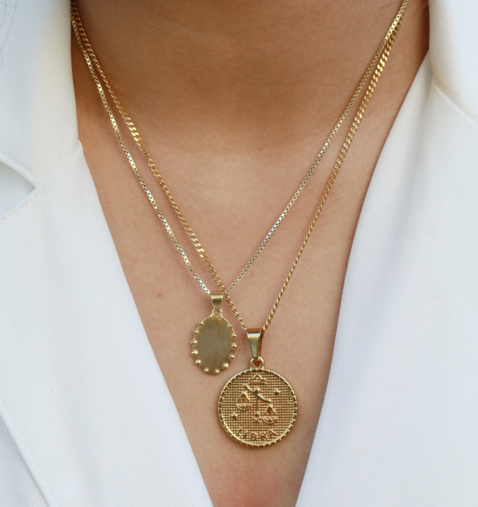 Cinco Store Necklace
