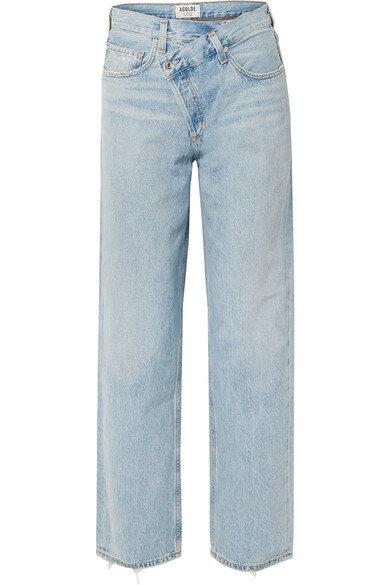Agolde Wide Leg Jeans