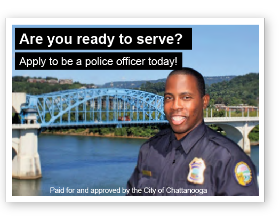 Postcard 1: Service
