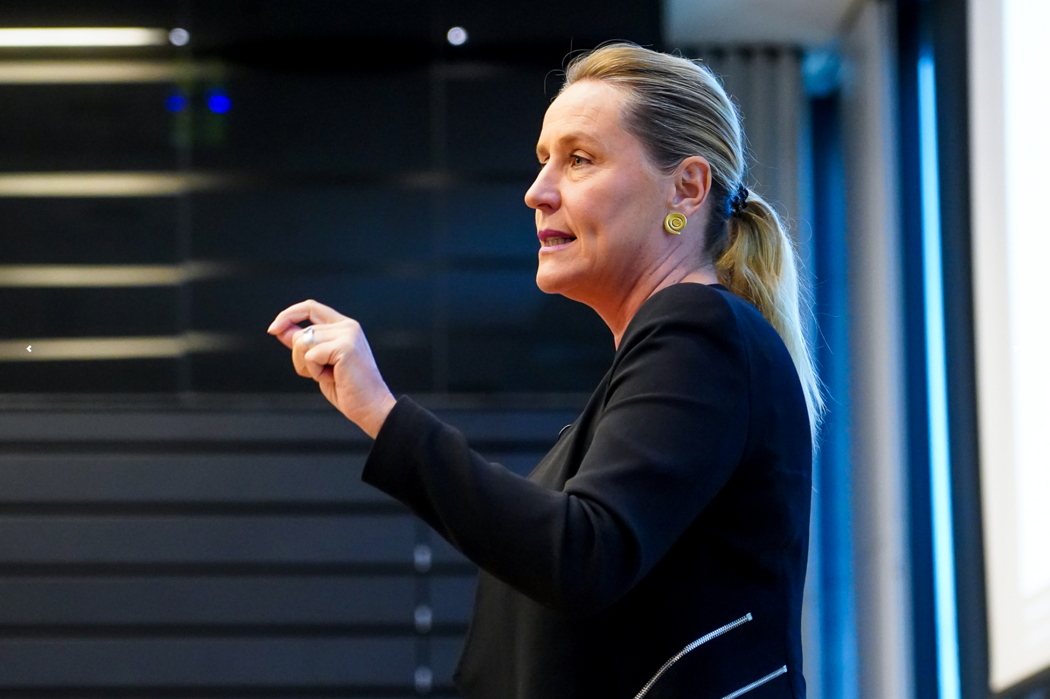 """There's more rigour in the marketing department than the HR department"". - Professor Iris Bohnet at the Behavioural Approach to Diversity Conference."
